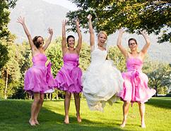 Dahlia Wedding Planning